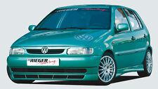 Rieger Frontspoilerlippe für VW Polo 6N nur für Fahrzeuge ohne Stylingpaket