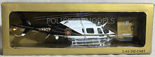 First Response New Ray 1/43 PSP Pennsylvania State Police A119 Koala Helicopter