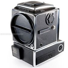 HASSELBLAD 553ELX Motorized BODY + Waist Level Finder + Acute Matte D Screen