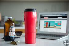 Mighty Mug Travel Car Mug 470ml No Spill Design Pearl Charcoal Red Teal