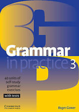 Grammar in Practice 3 by Roger Gower (Paperback, 2004)
