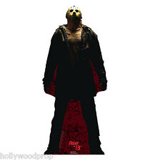 FRIDAY THE 13TH JASON VOORHEES LIFESIZE CARDBOARD STANDUP STANDEE CUTOUT POSTER