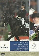 FEI WORLD EQUESTRIAN GAMES AACHEN 2006 DRESSAGE INDIVDUAL - GRAND PRIX SPECIAL