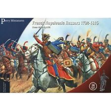 French napoleónicas HUSSARS – 28mm montado figuras x14 Perry FN140-Libre Post