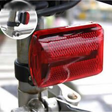 5 LED Rear Tail Bike Bicycle Back Light Night Safety Warning Flashing Lamp Red