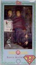"KEVIN McCALLISTER Home Alone 25th Anniversary 5"" Clothed Figure *SALE* 2015"