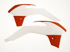 UFO KTM SX 85 RADIATOR COVERS 2013 - ON 4042 STD COLOUR FOR 2015