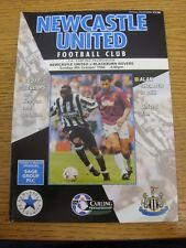 09/10/1994 Newcastle United v Blackburn Rovers  . Condition: Listed previously i