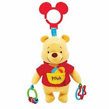 Winnie the Pooh Activity Baby Toy New Cot Pram