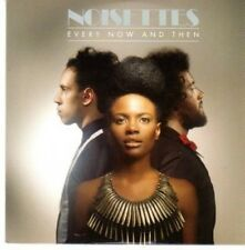 (CE73) Noisettes, Every Now And Then - 2009 DJ CD