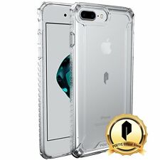 Apple iPhone 7 Plus POETIC [Affinity] Shockproof Cover TPU Protective Case Clear