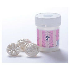 SPARKLE SILVER PEARL Lustre Luster Dust 5g by Claire Bowman - Free Shipping