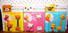 Rilakkuma/Korilakkuma/Kiiroitori San-x 2 Pieces Earphone Iphone Cord Holder