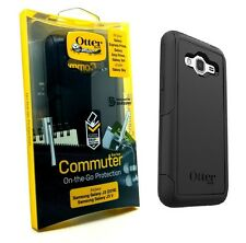Genuine Otterbox Commuter ShockProof Case Cover For Samsung Galaxy J3 2016 Black
