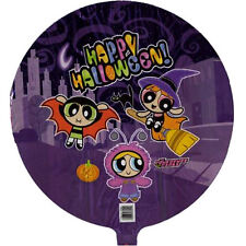 POWERPUFF GIRLS Halloween FOIL MYLAR BALLOON ~ Birthday Party Supplies Helium