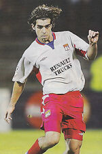Football Photo JUNINHO Lyon 2004-05