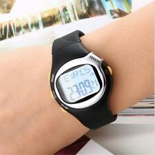 Waterproof Sport Digital Watch Exercise Training Heart Rate Calories Monitor New