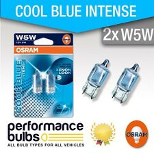 HYUNDAI I30 CW 08-  [Sidelight Bulbs] W5W (501) Osram Halogen Cool Blue Intense