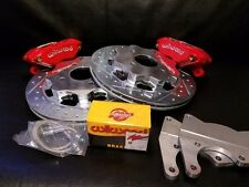 Datsun 510 New Rear Disc Brake Conversion Wilwood Complete Kit 68-73 Coupe