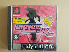 *NEW & SEALED* Dance UK PS1/ Playstation 1 Game - Music Collectable