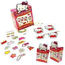 LOT 3 JEUX DE SOCIETE HELLO KITTY ACTION VERITE-LE MEMO-COMPOSE LA TENUE JOUET
