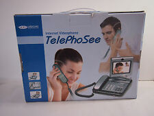 WOOKSUNG INTERNET VIDEOPHONE  TELEPHOSEE WITH VIDEO SCREEN
