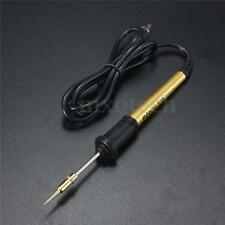 AC DC 12V Welding Solder Iron Pen Mini Handle For Soldering Station BAKU BK 938