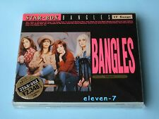 BANGLES Starbox 25 DP 5600 Japan CD incl. calendar