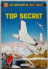 Buck Danny T 22 Top Secret HUBINON éd Dupuis 1960