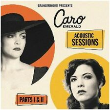 Caro Emerald - Acoustic Sessions Parts 1 & 2 - New CD Album - Pre Order - 7/4