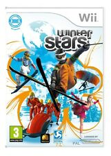 WINTER STARS=NINTENDO Wii=AGE 3+ SPORTS=U=ICE SKATING=SKI=SNOW BOARDING=AGE 3+