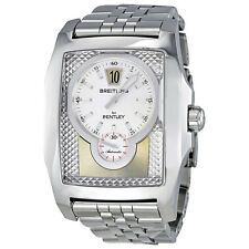 Breitling Bentley Flying B Stainless Steel Mens Watch A2836212-H522SS