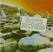 CD - Led Zeppelin - Houses Of The Holy - #A1844