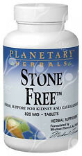 Stone Free Kidney Gallbladder Support 820mg x90tabs - SUPERSELLER