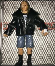 Raven Wrestling Figure jakks Legends of the Ring Rare Wwe Tna Mattel flashback