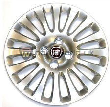 "Fiat Punto Evo 15"" Inch Wheel Trim 735501291 Brand New Genuine"