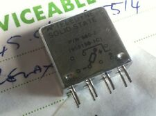 950150-1C 660-2  TELEDYNE HERMETICALLY SEALED MILITARY MINIATURE RELAY (X1)