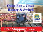 1x New Quiet Cisco 2811 Router Replacement Fan1/2 by Sunon, ACS-2811-FAN-1/2