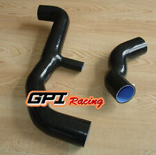 FOR Renault 5 R5 GT turbo intercooler boost silicone hose,BLK