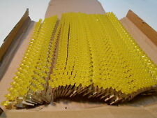 2000 Light Emitting Diodes LED Yellow Diffused 0.1in 30mA 40mcd Everlight