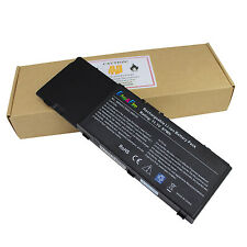 97WH C565C for Dell Precision M6400 laptop Battery M6500 G102C F678F KR854 8M039