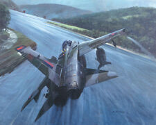 Panavia Tornado Aviation Painting Art Print 617 Squadron Michael Turner