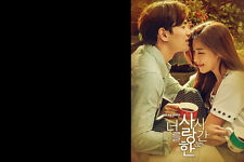 The Time We Were Not In Love Korean Drama The Time I've Loved You (4 DVDs)