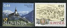 SLOVENIA 2011 TOURISM/CULTURE/ARCHITECTURE/CHURCH/MOUNTAIN/CARTOGRAPHY/MAP