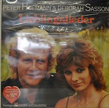 """PETER HOFMANN - DEBORAH SASSON - LIEBLINGSLIEDER  12""""   LP (N809)"""