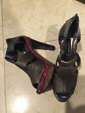 100% Authentic! Nanette Lepore Pump Heels Size 37 !!! BB