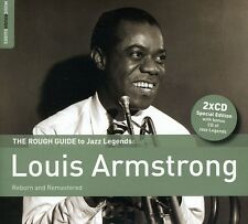 Rough Guide To Louis Armstrong (Reborn & Remastere - Louis Armst (2011, CD NEUF)