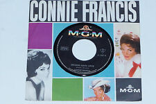 "CONNIE FRANCIS -Second Hand Love- 7"" 45"