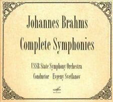 BRAHMS: COMPLETE SYMPHONIES  3CD NEW AND SEALED