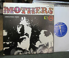 '67 MOTHERS OF INVENTION Absolutely Free LP V/V65013X ORIG stereo frank zappa !!